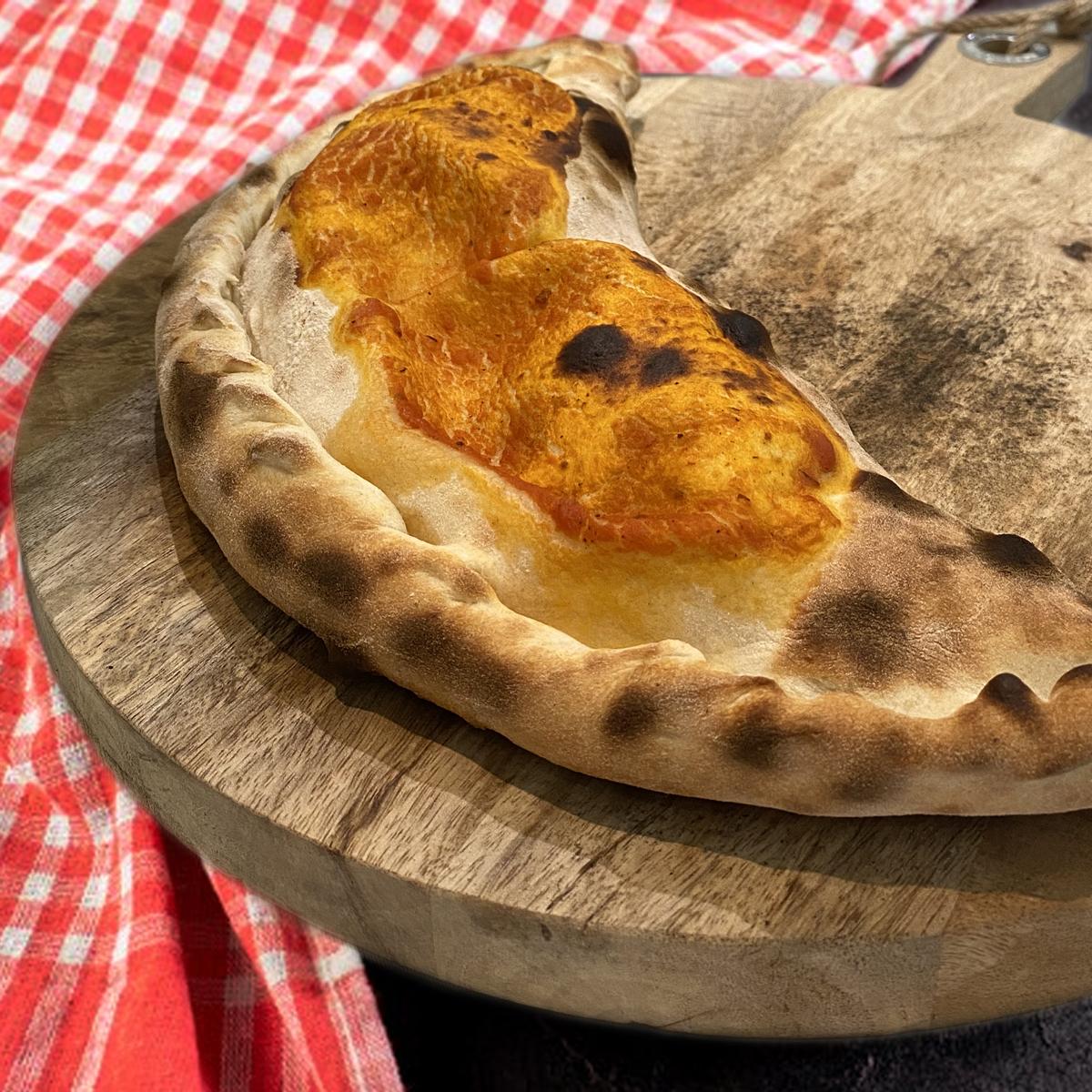Pizza Calzone Casa Nostra Grasse