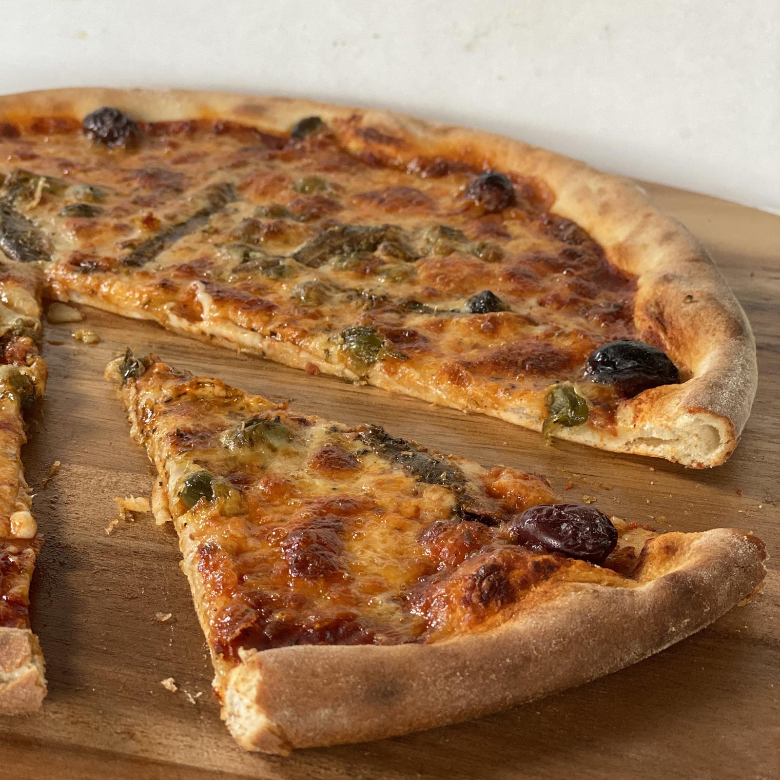 Pizza Napolitaine Casa Nostra Grasse