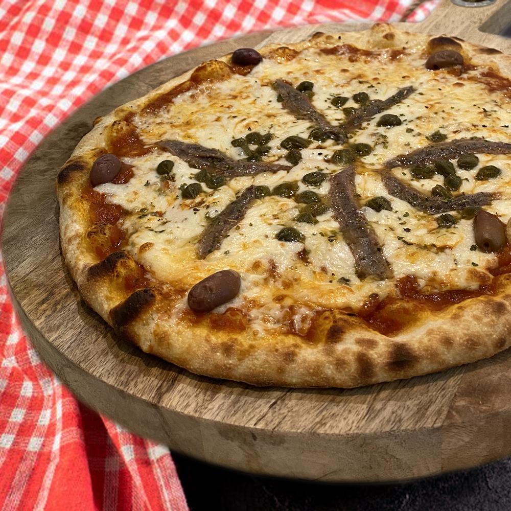 Pizza Napolitaine Casa Nostra Grasse St Jacques