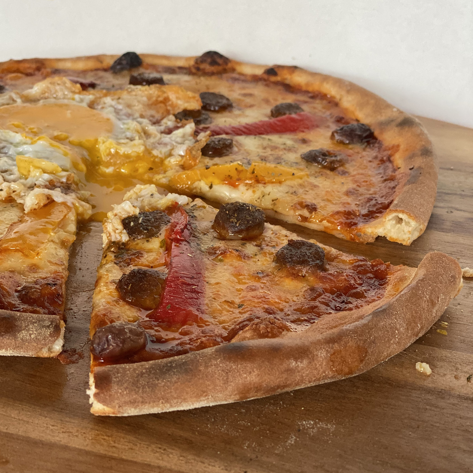 Pizza Merguez Casa Nostra Grasse