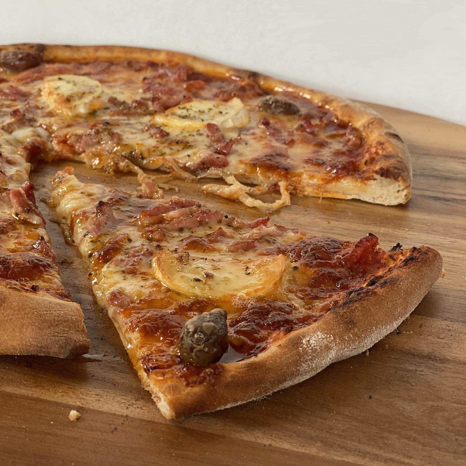 Pizza Chèvre Casa Nostra Grasse