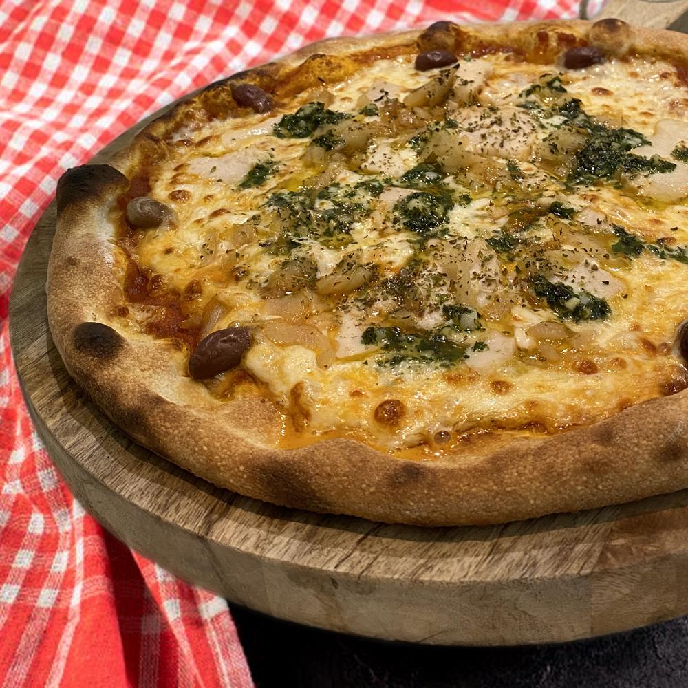 Livraison Pizza poulet Grasse Casa Nostra