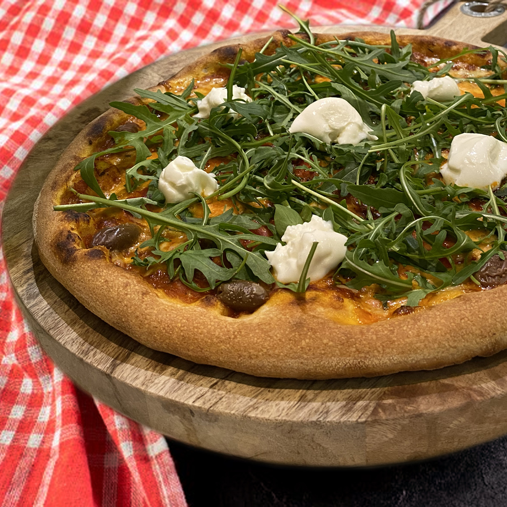 Pizza Diavola Grasse Casa Nostra
