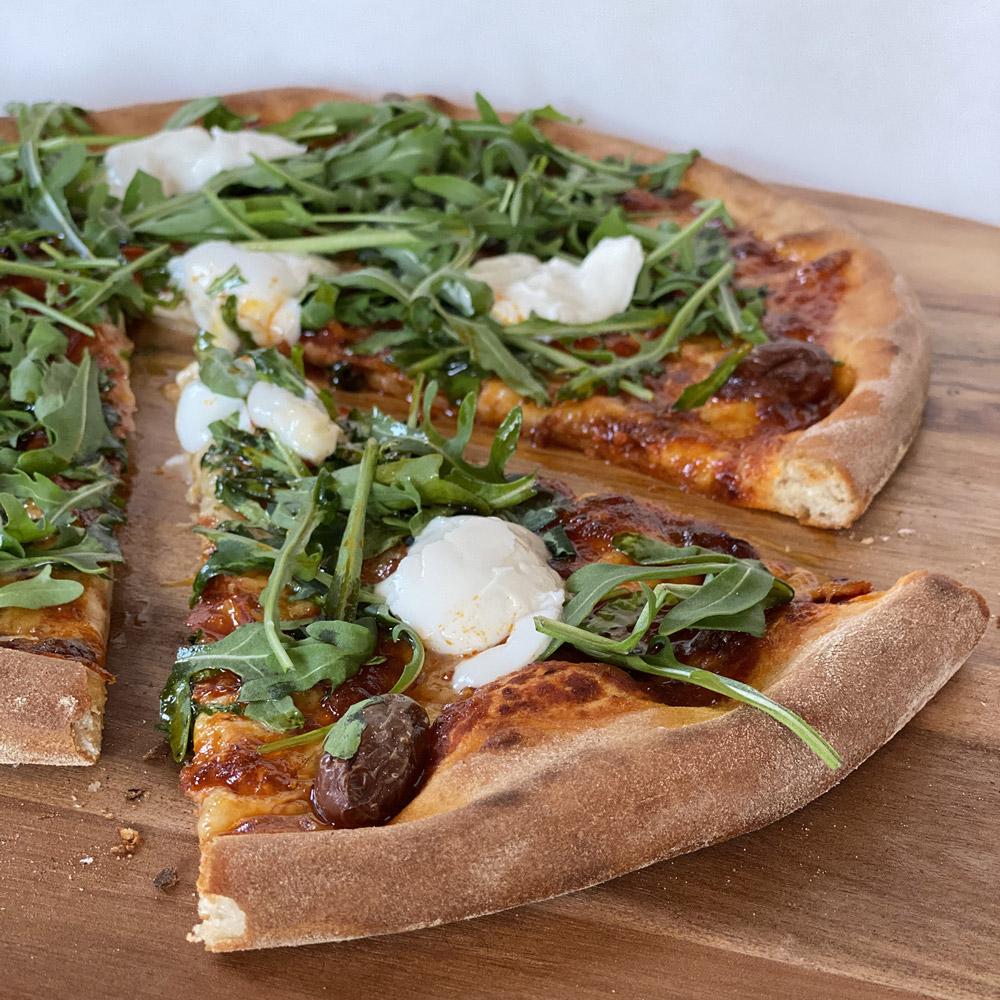 Pizza-Diavola Grasse Casa Nostra