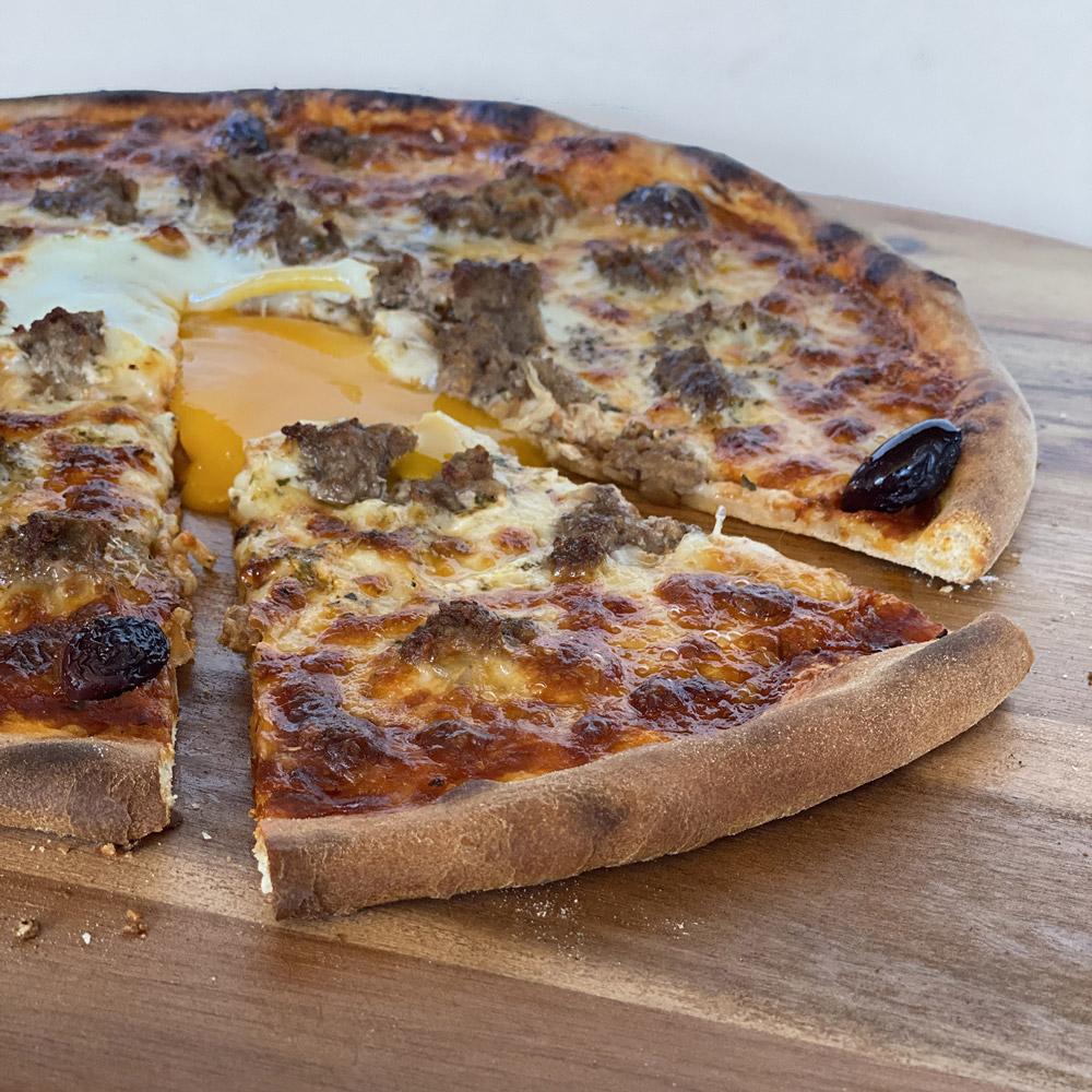 Pizza cannibale à Grasse