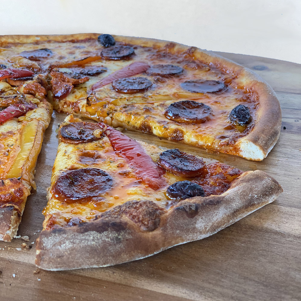 Pizza chorizo Grasse