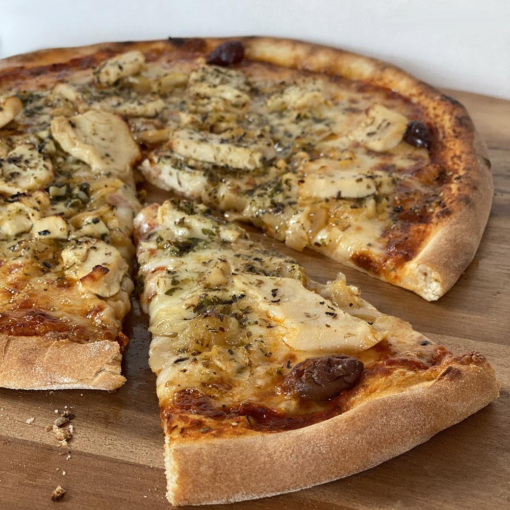 Pizza poulet Grasse Casa Nostra