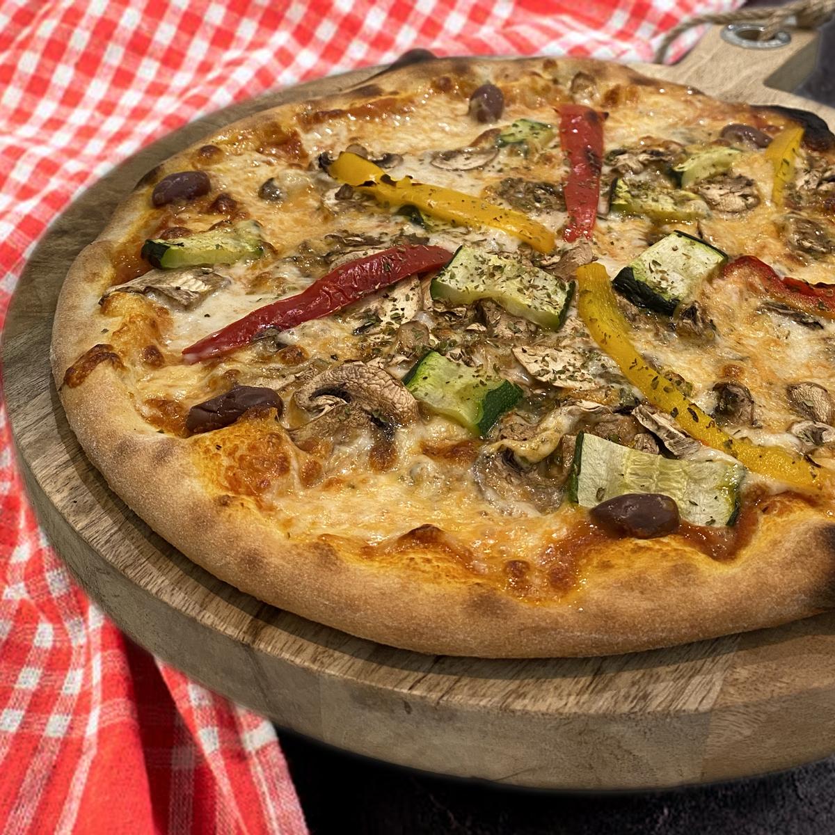 Pizza Veggie Grasse