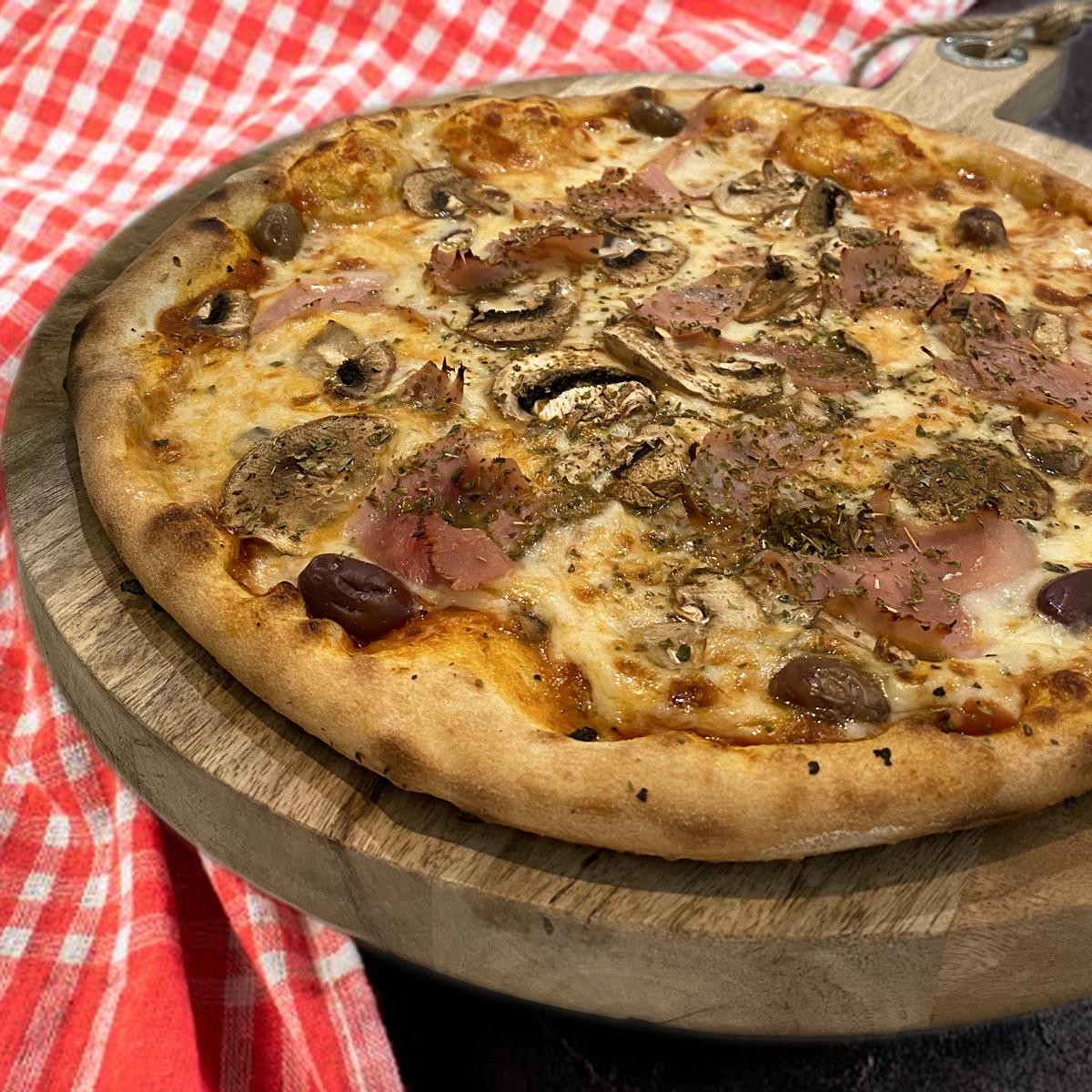 Pizza Regina Casa Nostra Grasse
