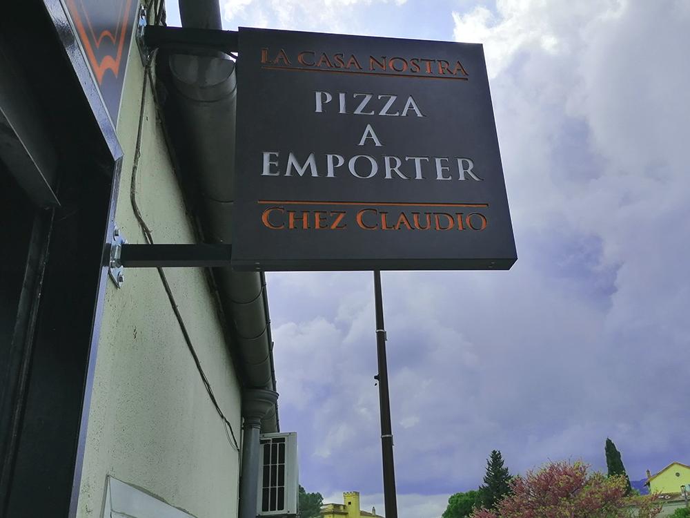 Pizzeria Grasse 06130